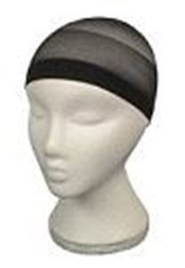 Picture of Banbury Postiche Wig Cap - Grey