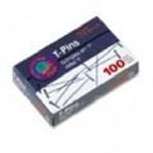 Picture of T Pins - Box of 100