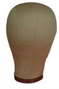 Picture of Dauphine Malleable Wig Block - Grade 2