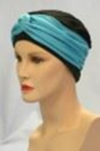 Picture of Duck Egg Blue Wrap - Hair World
