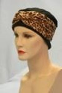 Picture of Leopard Print Wrap - Hair World