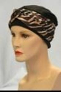 Picture of Tiger Print Wrap - Hair World