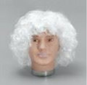 Picture of Santa Wavy Wig - BW035