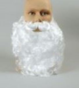 Picture of British Father Christmas Beard - MB036