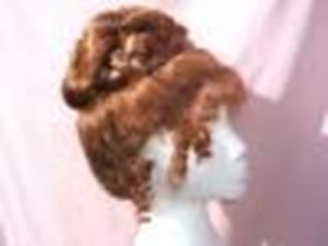 Picture of Lady's Edwardian Lace Front Wig - DSC 00729