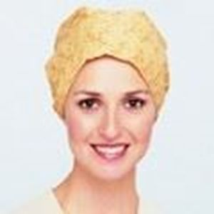 Picture of Cotton Headscarf - Natural Image