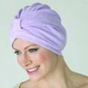 Picture of Towelling Turban - Natural Image