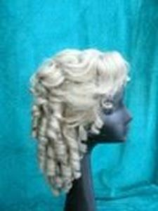 Picture of Ancient Greek/Edwardian ringlets- Side View (2)